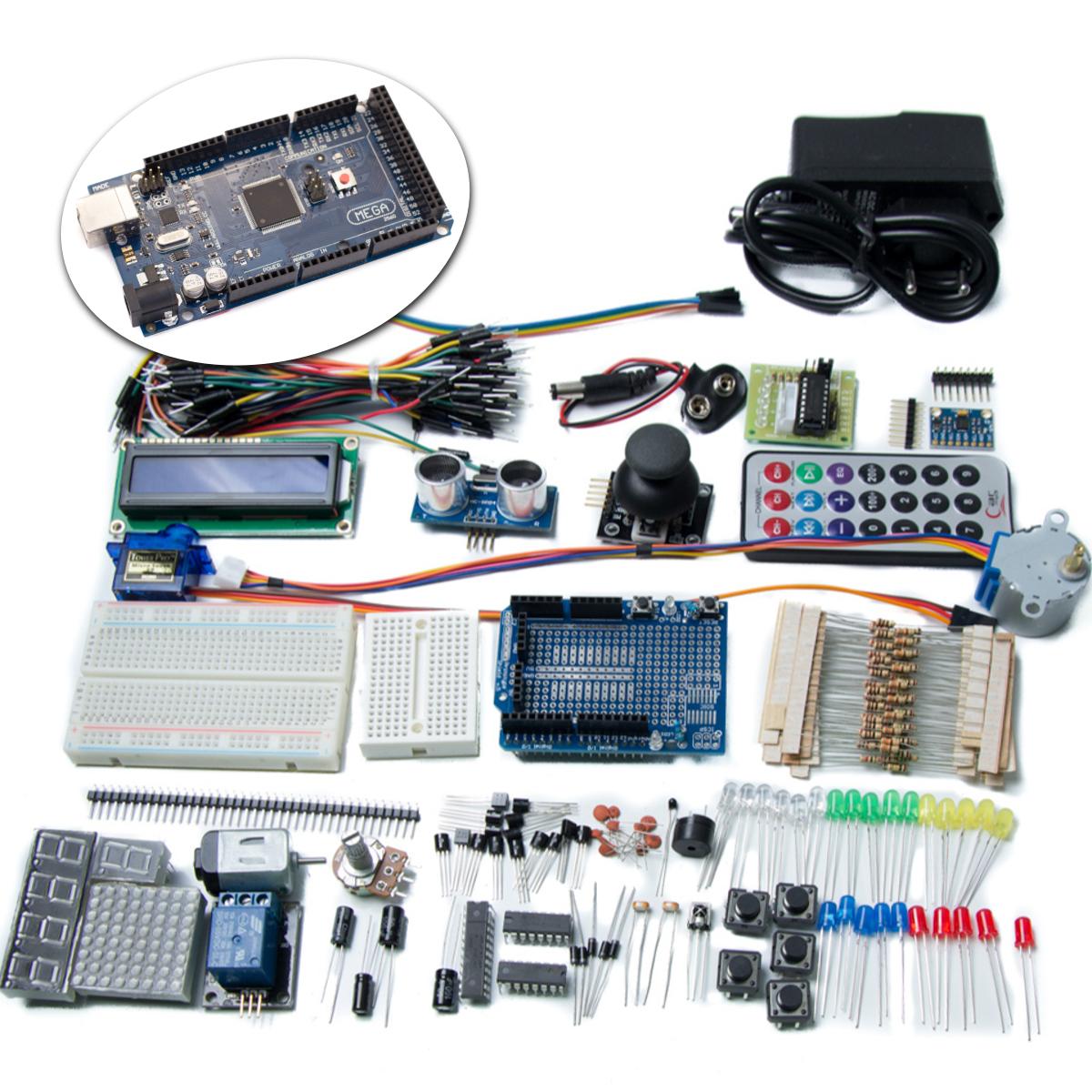 Kit arduino mega compatible pro impresión d plabs