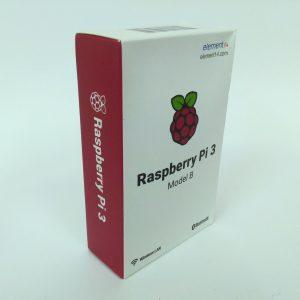 Placa electrónica Raspberry Pi 3